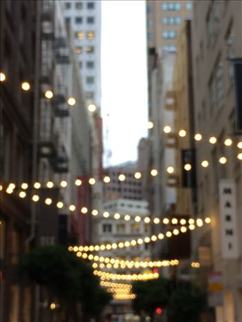 San Francisco's Maiden Lane by Bridget Oates Photography