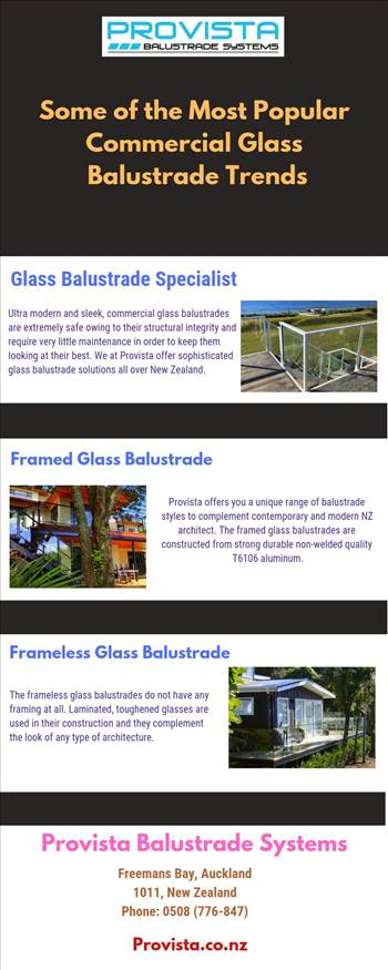 Some of the Most Popular Commercial Glass Balustrade Trends.jpg by Provista