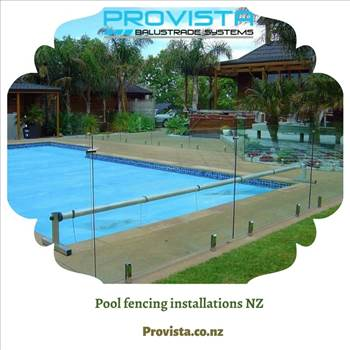 Pool fencing installations NZ - For professional-grade and flawless pool fencing installations NZ, put your faith in provista. Euro Slat privacy screens and pool fences are built using highest quality materials. For more details, visit: provista.co.nz
