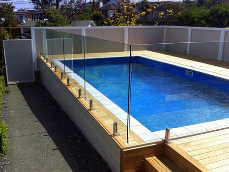 Pool fencing installations NZ by Provista