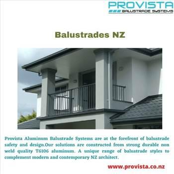 Balustrades NZ by Provista