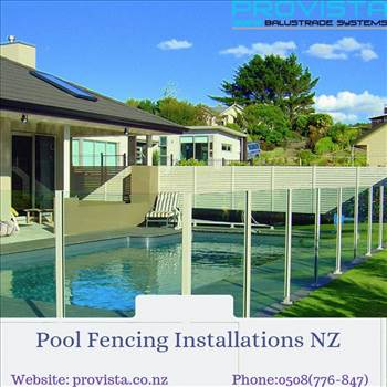 Pool fencing installations NZ - \r\n\r\nFor professional-grade and flawless pool fencing installations NZ, put your faith in provista.co.nz. Euro Slat privacy screens and pool fences are built using highest quality materials. For more details, visit our website: https://provista.co.nz/