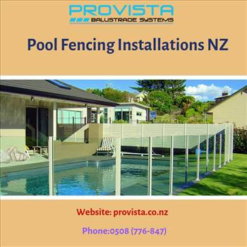 Pool fencing installations NZ.gif by Provista