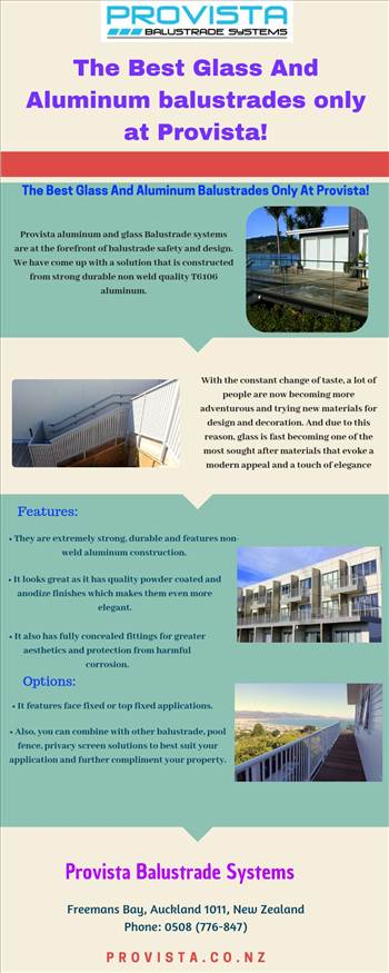 The best glass and aluminum balustrades only at Provista!.jpg by Provista