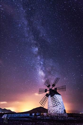 Windmill & Milky Way 1.jpg by WPC-237