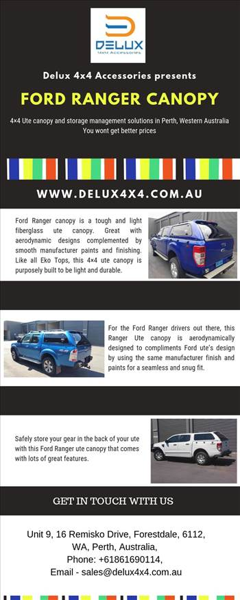 Ford Ranger Canopy.jpg by deluxaccessories