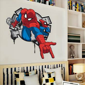 2016-12-01 13_16_37-Aliexpress.com _ Buy 3d Spiderman wall stickers for kids rooms mural poster boy'.png by Hp1711