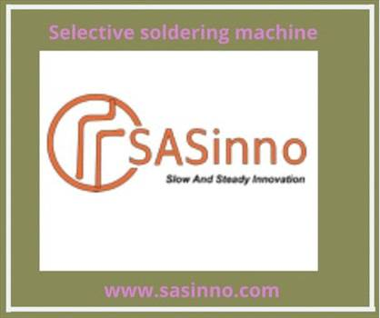 Selective soldering machine.gif by Sasinno