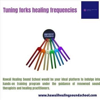 Tuning forks healing frequencies by hawaiihealingusa