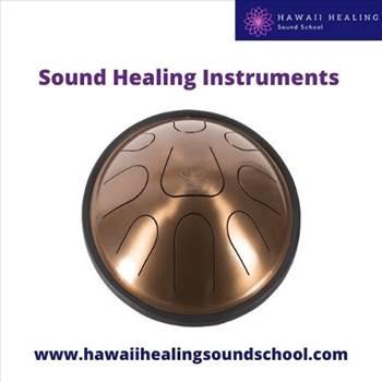 Sound healing instruments by hawaiihealingusa