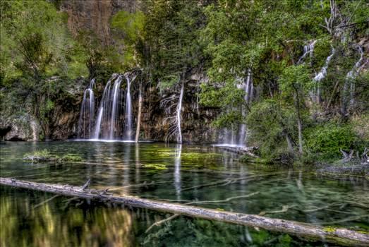 Hanging Lake by Dennis Rose