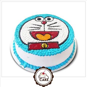 Buy Cartoon Cakes for Kids - Swee Cake by nidhisharma