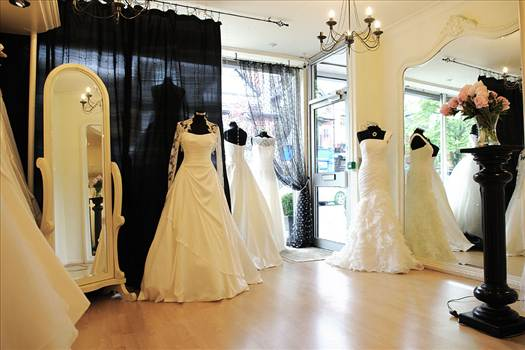 The Wedding Shop by gernalreviews