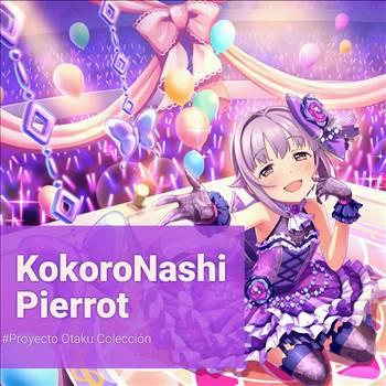 KokoroNashi-Pierrot.jpg by KokoroNashi10