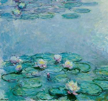 water-lilies-claude-monet.jpg by elpsycongruent