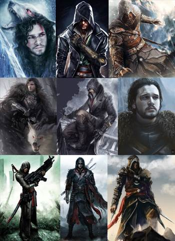 My gaming pictures
