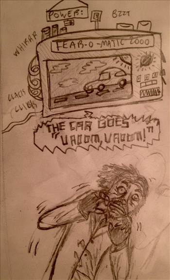 Fear-o-matic part 3 by EccentricWriter