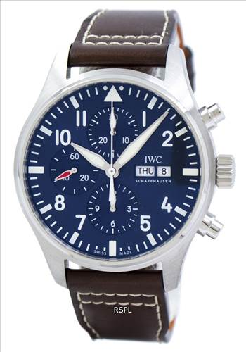 "IWC Pilot's ""LE PETIT PRINCE"" Edition Chronograph Automatic IW377714 Men's Watch.jpg by zetawatches"