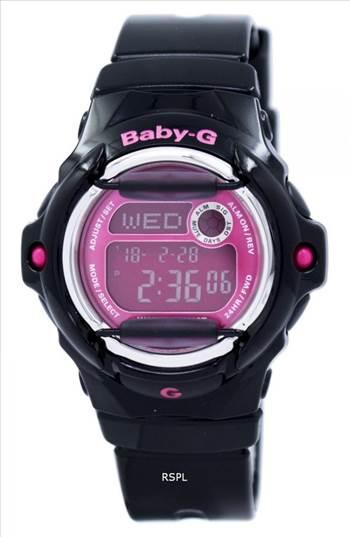 Casio Baby-G World Time Telememo BG-169R-1B Womens Watch.jpg by zetawatches