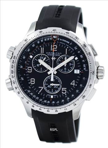 Hamilton Khaki Aviation X-Wind Chronograph Quartz GMT H77912335 Men's Watch.jpg by zetawatches
