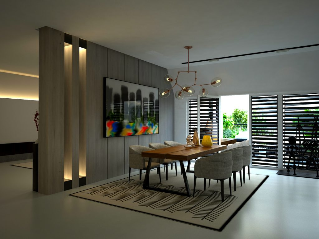 3D Interior Rendering Services 3D Interior Rendering Services by JMSDCONSULTANT