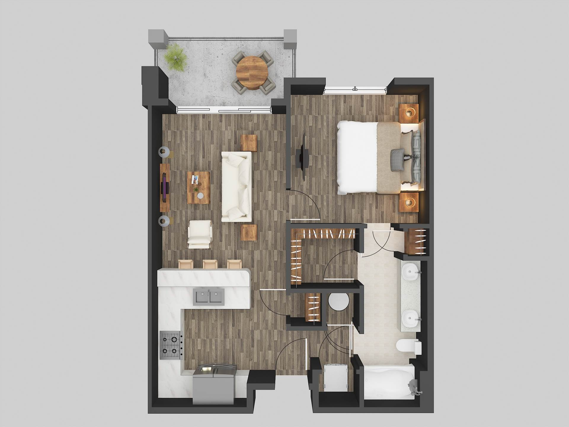 3D Floor Plan Rendering Services Miami Florida 3D Floor Plan Rendering Services for Real Estate Business Marketing Miami Florida by JMSDCONSULTANT
