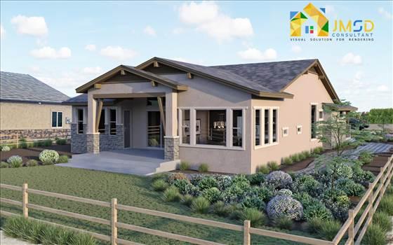 Residential 3D House Rendering Visualization Project in Aurora Colorado.jpg by JMSDCONSULTANT