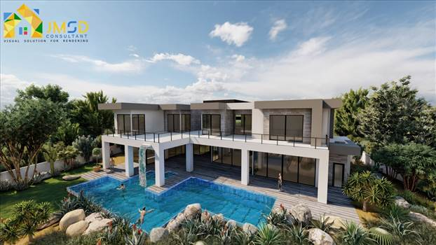 Architectural Rendering Services Henderson Nevada by JMSDCONSULTANT