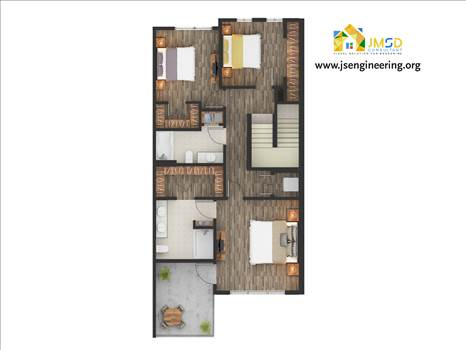 Floor Plan Design Services by JMSDCONSULTANT