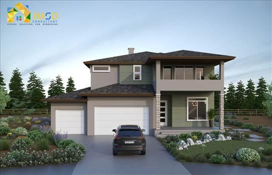 3D Home Rendering Services Colorado Springs Colorado by JMSDCONSULTANT