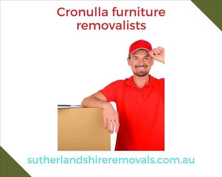 Cronulla furniture removalists.gif by Sutherlandshireremovals