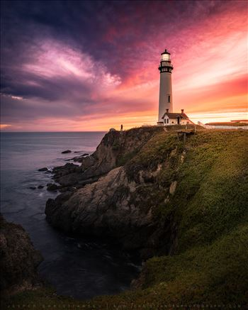 Lighthouse by Jesper Christiansen Photography