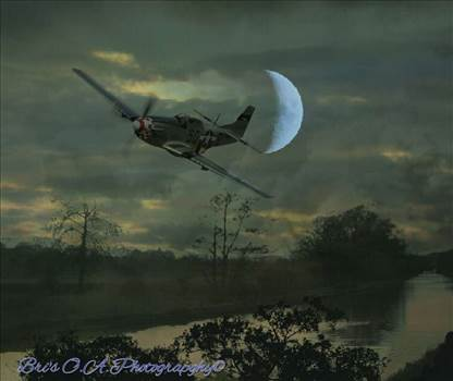 P-51D Mustang Night Patrol part 2 by WPC-21