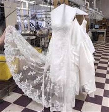 Wedding dresses dry cleaning.gif by ManhattanDryCleaners