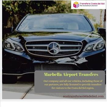 Marbella airport transfers by ecotransferscostadelsol