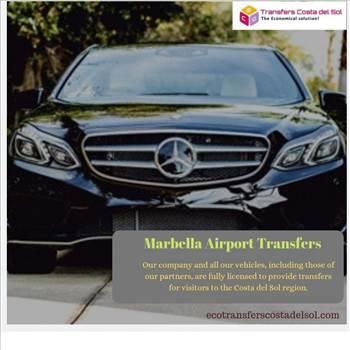 Marbella airport transfers by ecotransferscostadelsol
