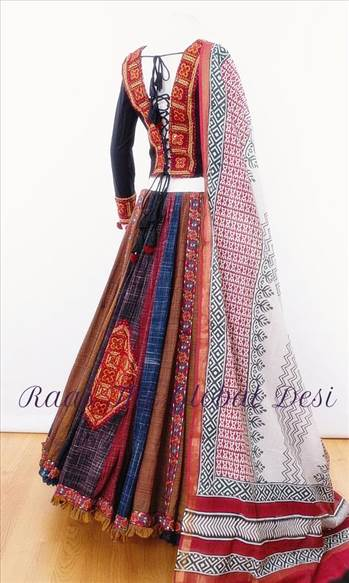 Buy CC2771 Chaniya Choli - Raastheglobaldesi by RAASCLOTHING