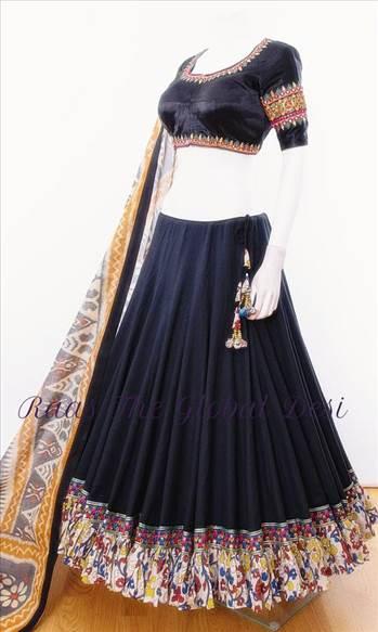 Buy CC2785 Chaniya Choli - Raastheglobaldesi  by RAASCLOTHING