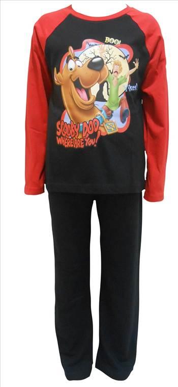 Scooby Doo Boys Pyjamas PB290.JPG by Thingimijigs