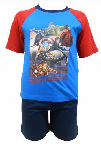 Marvel Avengers Pyjamas BOYS_PB218.JPG by Thingimijigs