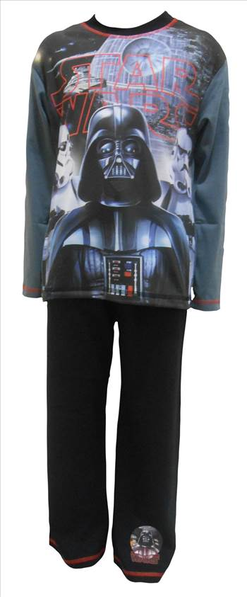 Star Wars Darth Vader Boys Pyjamas PB246.JPG by Thingimijigs