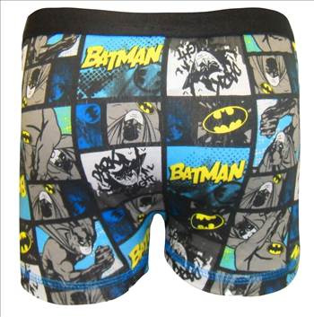 Batman Boy's Boxer BBOX21 b.JPG by Thingimijigs