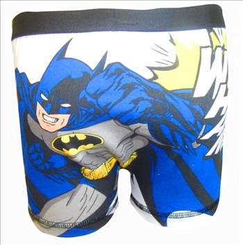 Batman Boy's Boxer Shorts BBOX14 (2).JPG by Thingimijigs