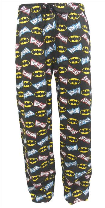 Men's Batman Lounge PAnts MLP60.JPG by Thingimijigs
