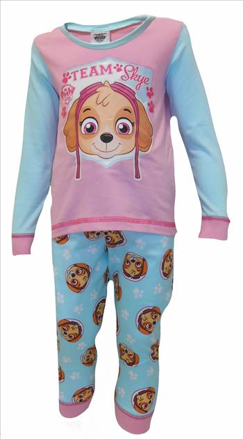 Paw Patrol Baby Pyjamas PG257 (2).JPG by Thingimijigs