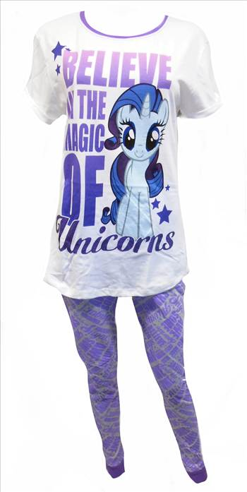 Ladies My Little Pony Pyjamas MLP46.JPG by Thingimijigs