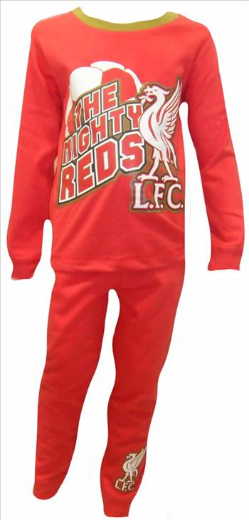 Liverpool Football CLub Pyjamas TOD_LFC_2015.JPG by Thingimijigs