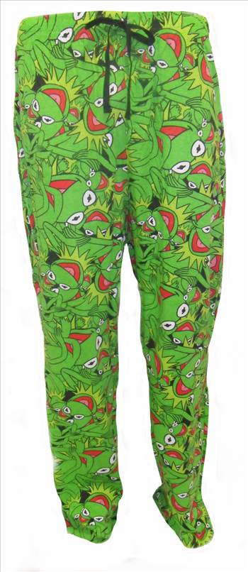 Kermit Lounge Pants MLP46.JPG by Thingimijigs