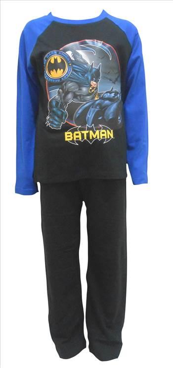 Batman Boys Pyjamas PB288.JPG by Thingimijigs