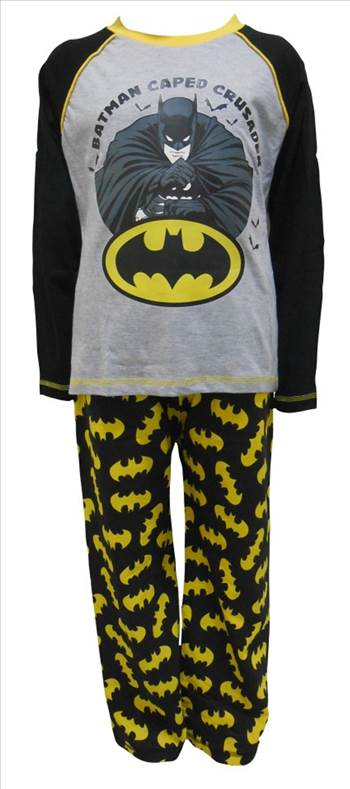 Batman Boys PyjamasPB257.JPG by Thingimijigs